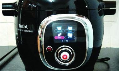 Tefal Cook4Me appliance
